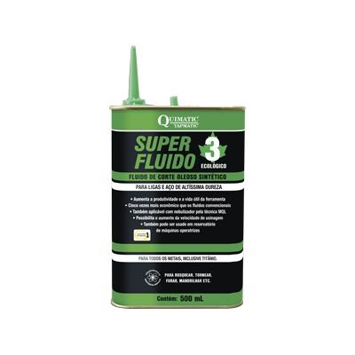 SUPER FLUIDO 3 – Para metais de elevada dureza